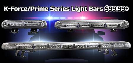 Led Police Lights Emergency Amp Warning Light Bars Stl