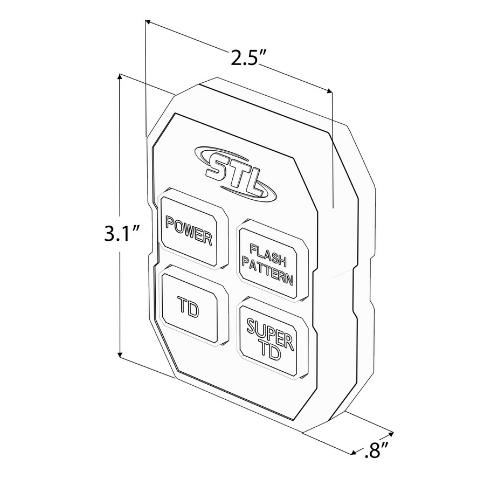 Std Grand Control Switch Box