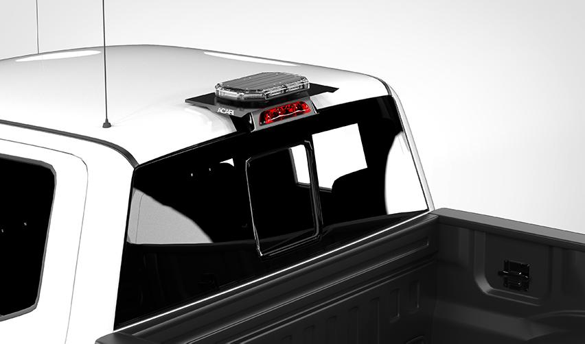 K Force 18 Quot Linear Led Mini Light Bar M Kcl18 Stl