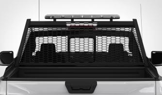 K-Force Linear 36 Inch LED Full Size Light Bar Police Light Bar Rack