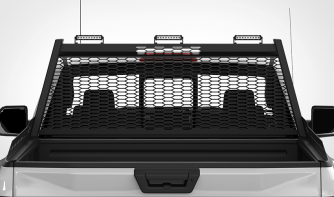 4 pack Dual Carbine 12 Inch Off Road LED Floodlight Work Light Bar Rack