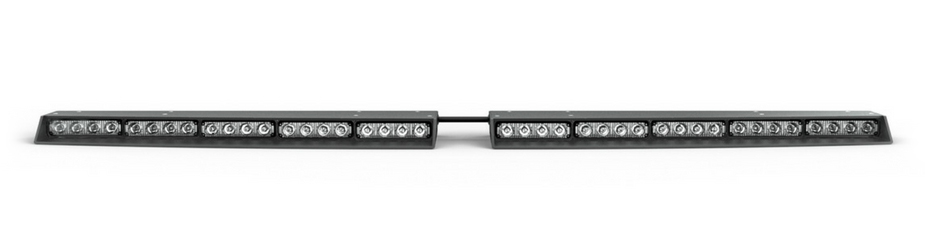 Split Raptor TIR Interior LED Visor Light Bar