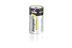 Energizer D Industrial Battery