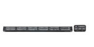 Virtue-6 Linear 6 Head LED Traffic Advisor Light Bar