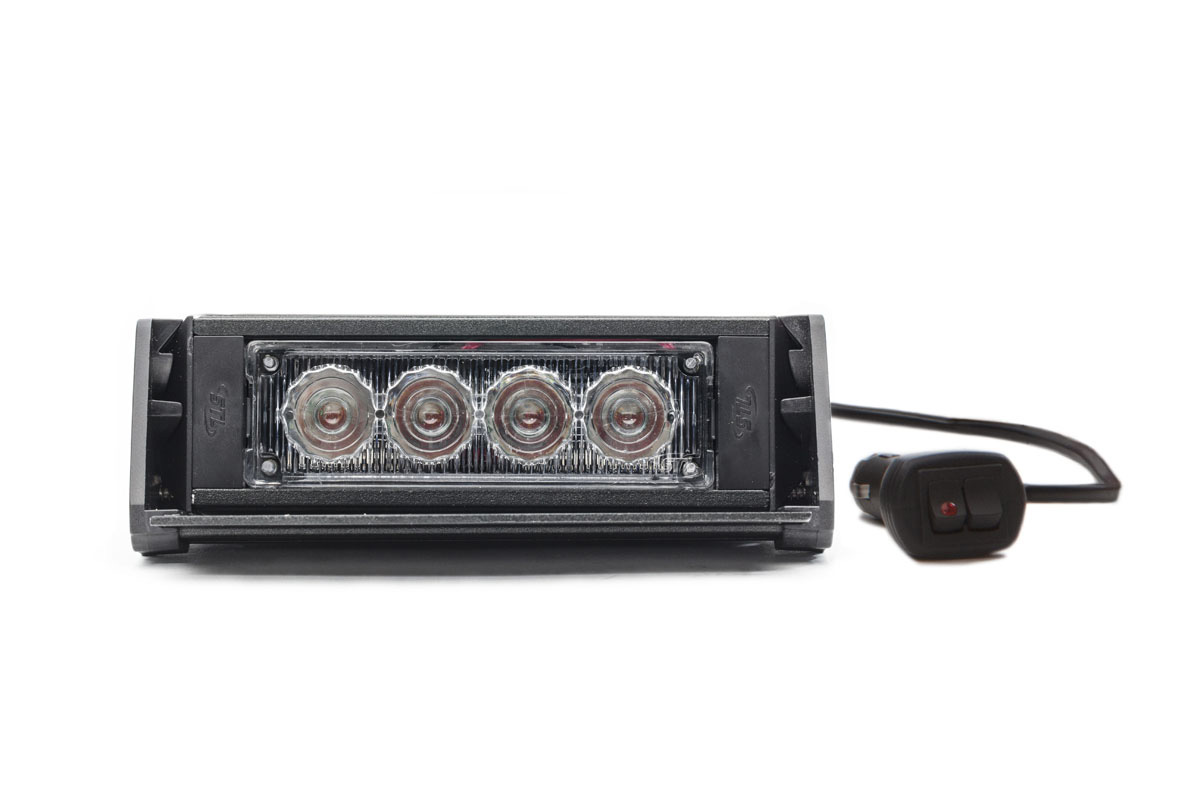 Striker-1 TIR 1-Head LED Dash Light