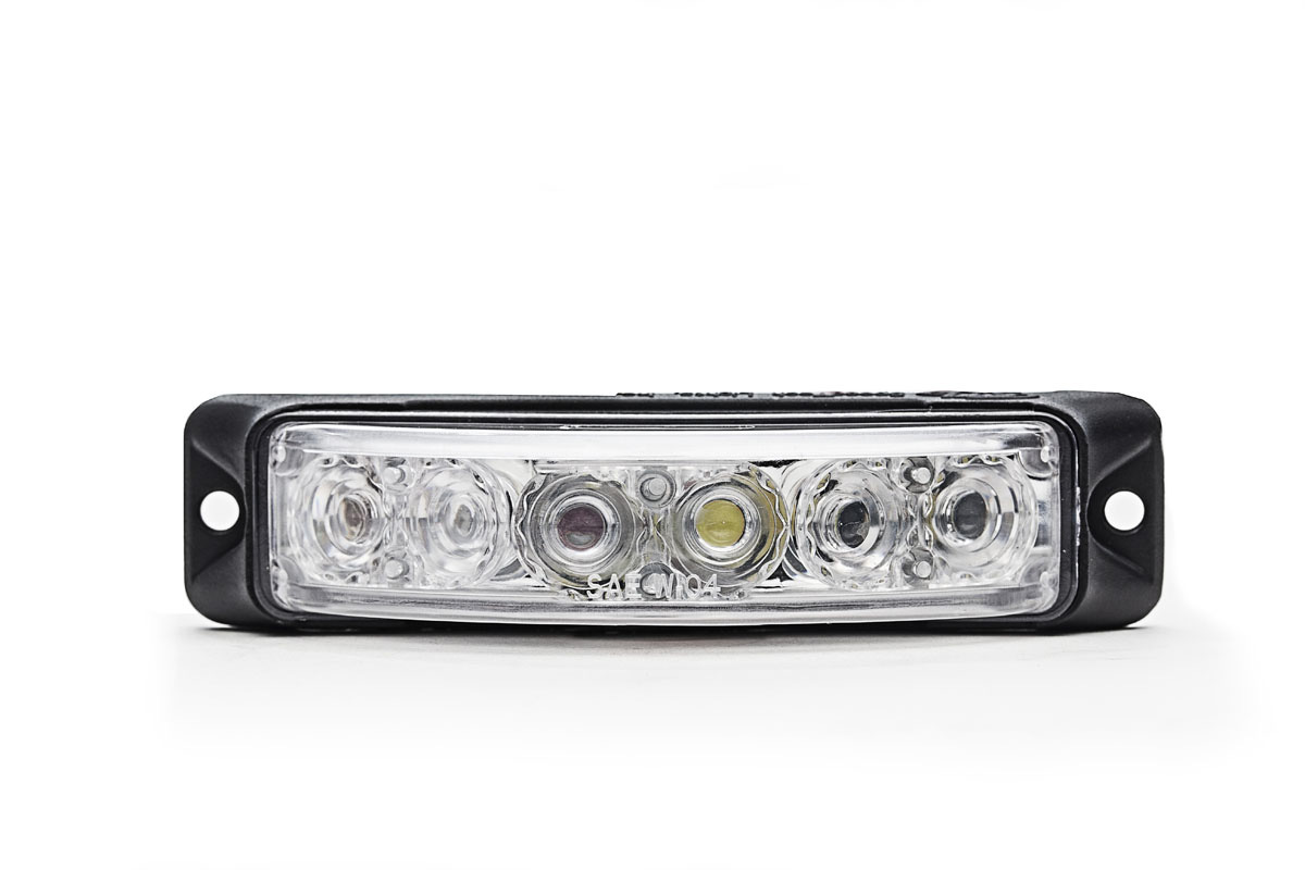 Z-180 TIR LED Surface Mount Grille Light