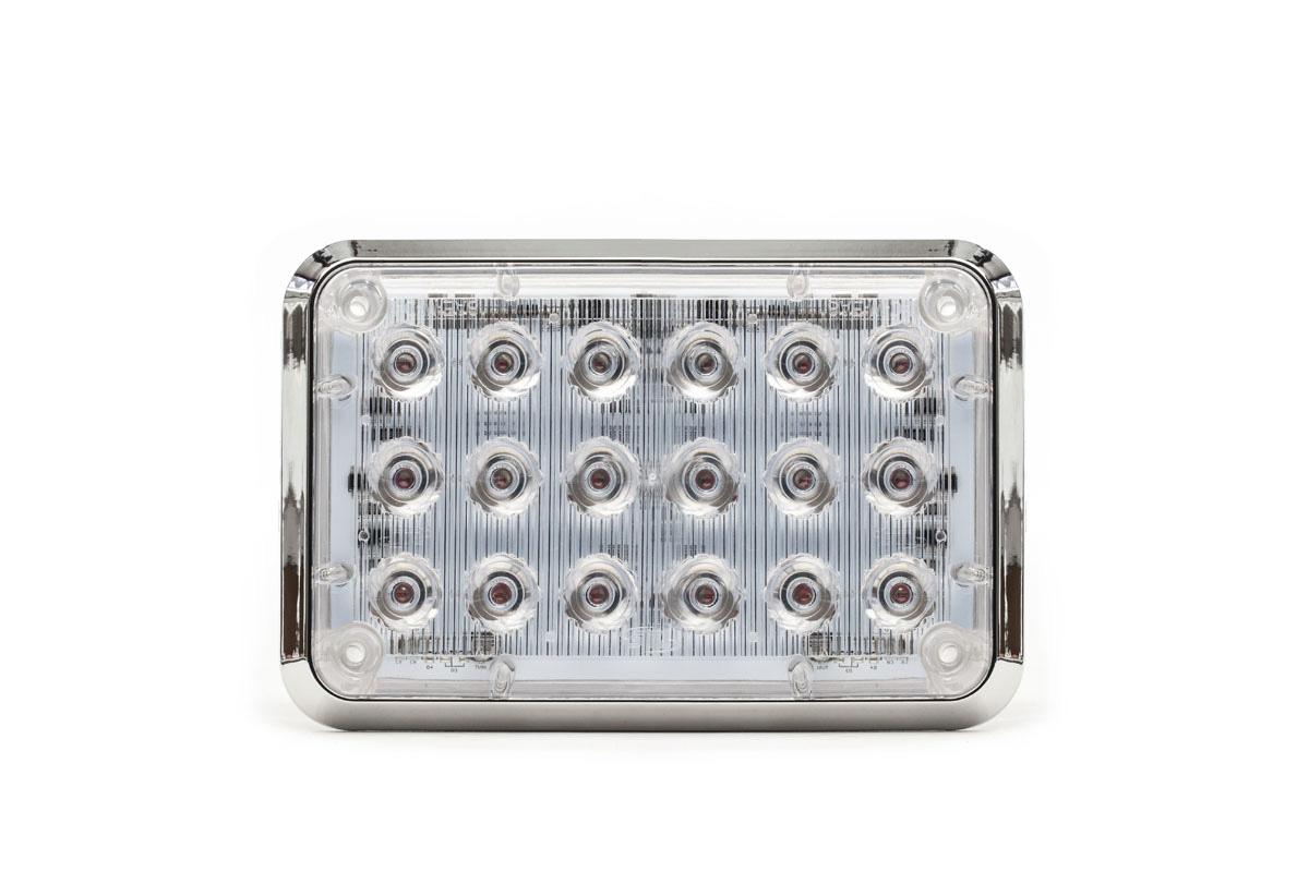 Alpha 6x4 LED Surface Mount GA6X4 SpeedTech Lights