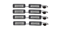 4 Pack Virtue Linear LED Grille Lights