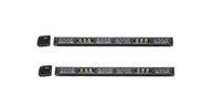 2 Pack Mini Raptor TIR LED Dash Light Bar