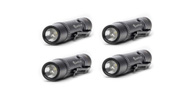 4 Pack Clip-Beam CREE LED Flashlight