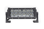 Dual Carbine Floodlight 8 Inch Off Road LED Light Bar