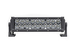 Dual Carbine Floodlight 11 Inch Off Road LED Light Bar