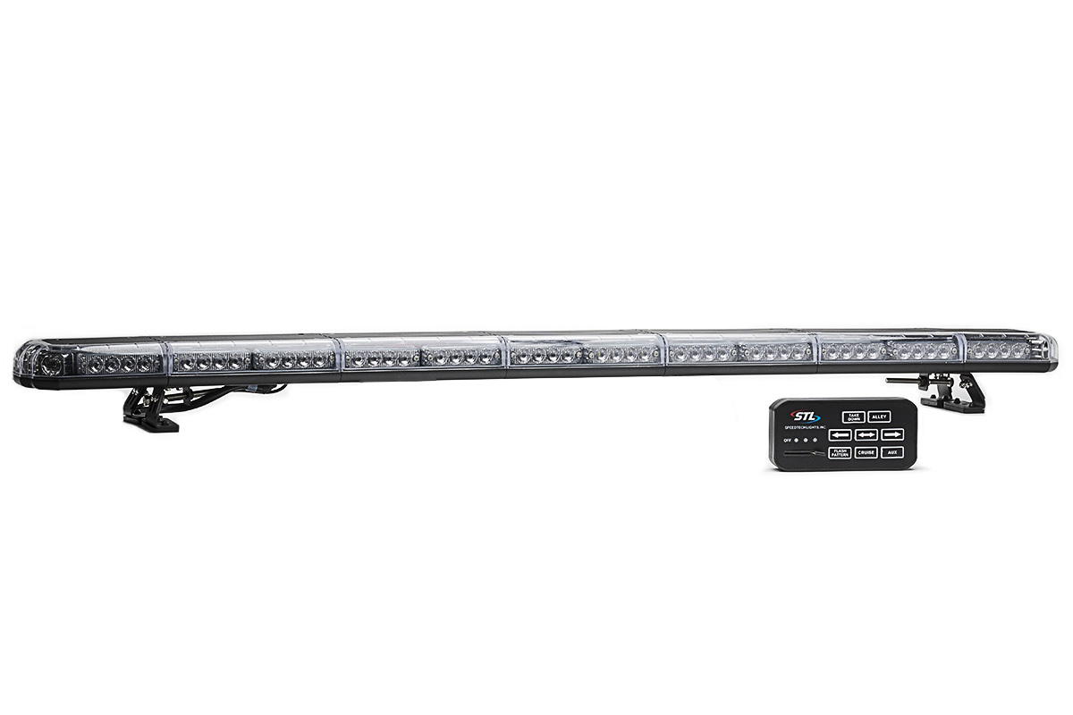 K-Force Micro 60 TIR Slim Full Size Tow LED Light Bar