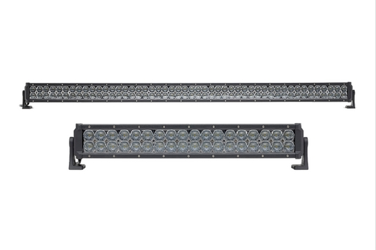 Dual Carbine 50 Inch + 20 Inch LED Light Bar