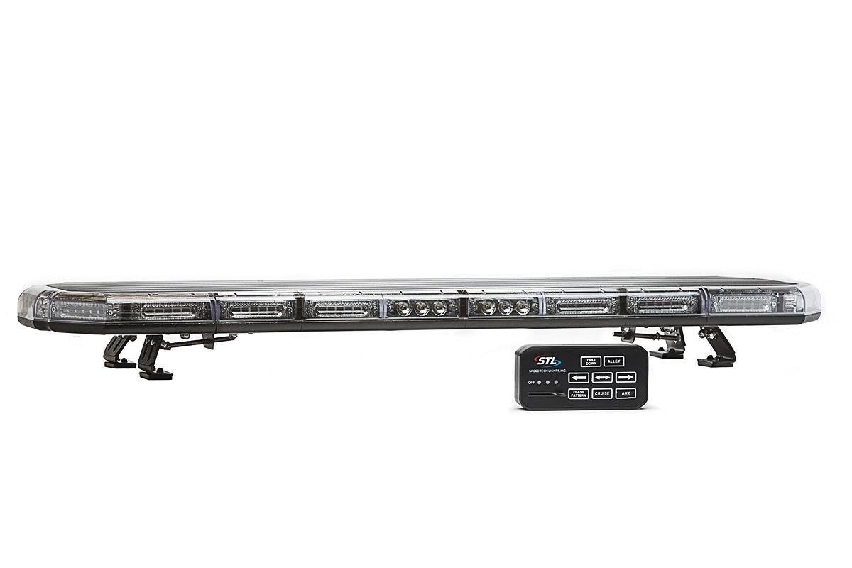 k force 47 linear led light bar f kfl47 stl. Black Bedroom Furniture Sets. Home Design Ideas