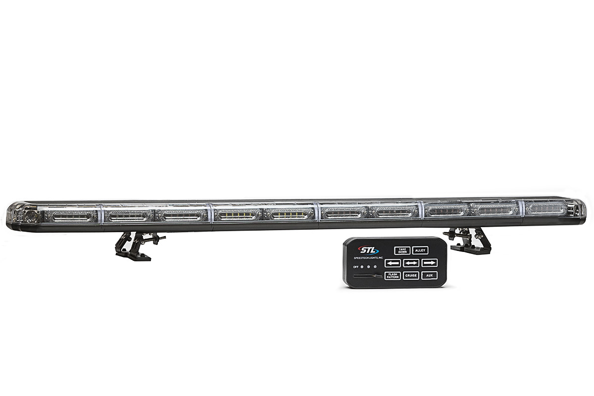 K-Force Micro 50 Linear Full Size Slim LED Light Bar