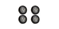 Flare-X LED Steady Burn Hideaway Surface Mount Light 4 Pack