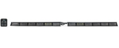 Split Raptor Linear LED Lightbar Windshield
