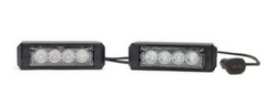 Striker TIR LED Grille Lights