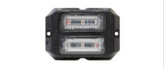 Dual Z-3X Linear LED Surface Mount Grille Lights