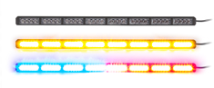Striker-8 TIR MultiColor 8-Head Interior LED Traffic Advisor