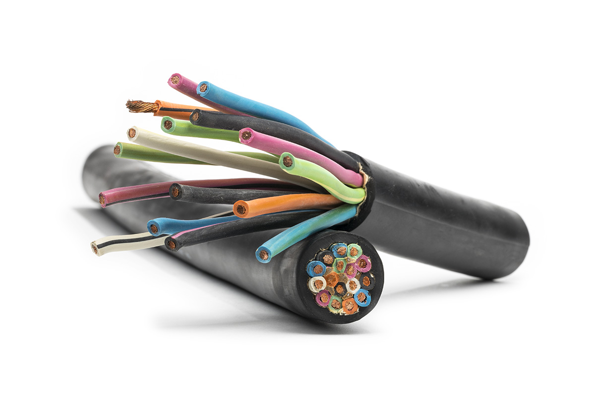 10 Gauge 16 Conductor Cable - P-10AWG | SpeedTech Lights