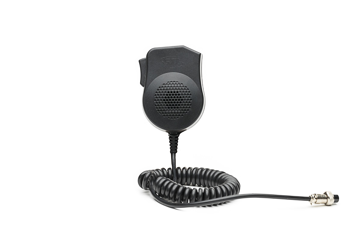 Police Siren Microphone