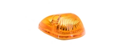 Truck Amber LED Cab Top Marker Lights - 12 LEDs
