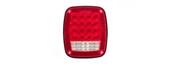 Truck and Trailer Combo LED Brake and Reverse Light - 22 LEDs