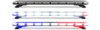 Super Take Down K-Force 47 Linear Full Size LED Light Bar