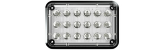 Alpha 6x4 LED Surface Mount