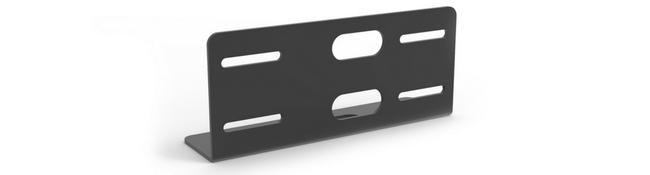 Dual Static Vertical L Bracket