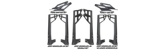 Carbine Series Off Road 50 Inch Light Bar Brackets Straight Jeep Ford