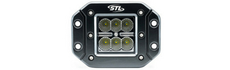 Cube Carbine Flush Mount Cube 5 Inch Off Road LED Floodlight