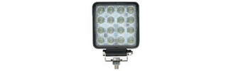Quad Carbine-16 5 Inch Square Off Road LED Floodlight