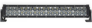 Dual Carbine Hybrid Off Road 20 Inch LED Light Bar