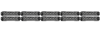 Z-6 TIR LED Surface Mount Grille Lights 10 Pack