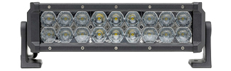 Dual Carbine Hybrid 11 Inch Off Road LED Light Bar