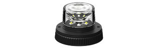 Flare 6 LED 360 Hideaway Surface Mount Light