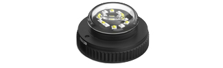 Flare 12 LED Hideaway Surface Mount Light