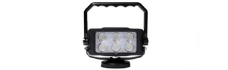 Magnet Mount Carbine Rechargeable Cordless HandHeld LED Floodlight