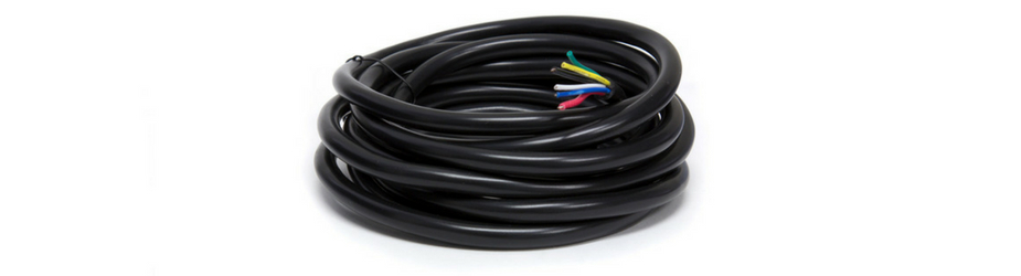 6 conductor extension cable