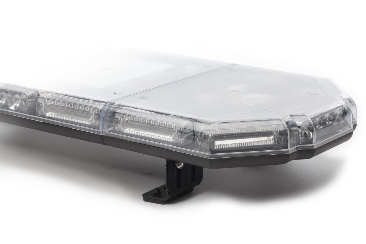 Clearance Prime 36 Linear Full Size LED Light Bar Angle View