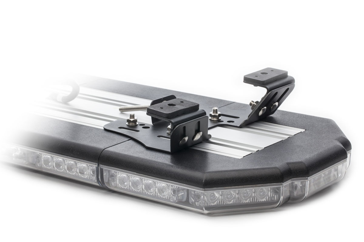 Prime 55 TIR LED Wrecker Tow Light Bar Upside Down Angle View