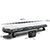 Prime 47 Linear Full Size LED Light Bar Dimensions