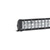 Dual Carbine Hybrid Off Road 20 Inch LED Light Bar Angle View