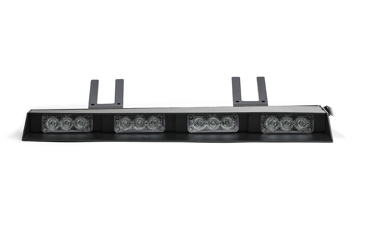 Split Raptor-X TIR Interior LED Visor Light Bar Right Unit