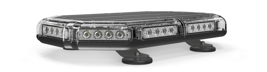 K-Force 18 TIR LED Mini Light Bar Front View