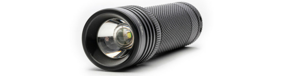 Focus-Beam CREE LED Flashlight