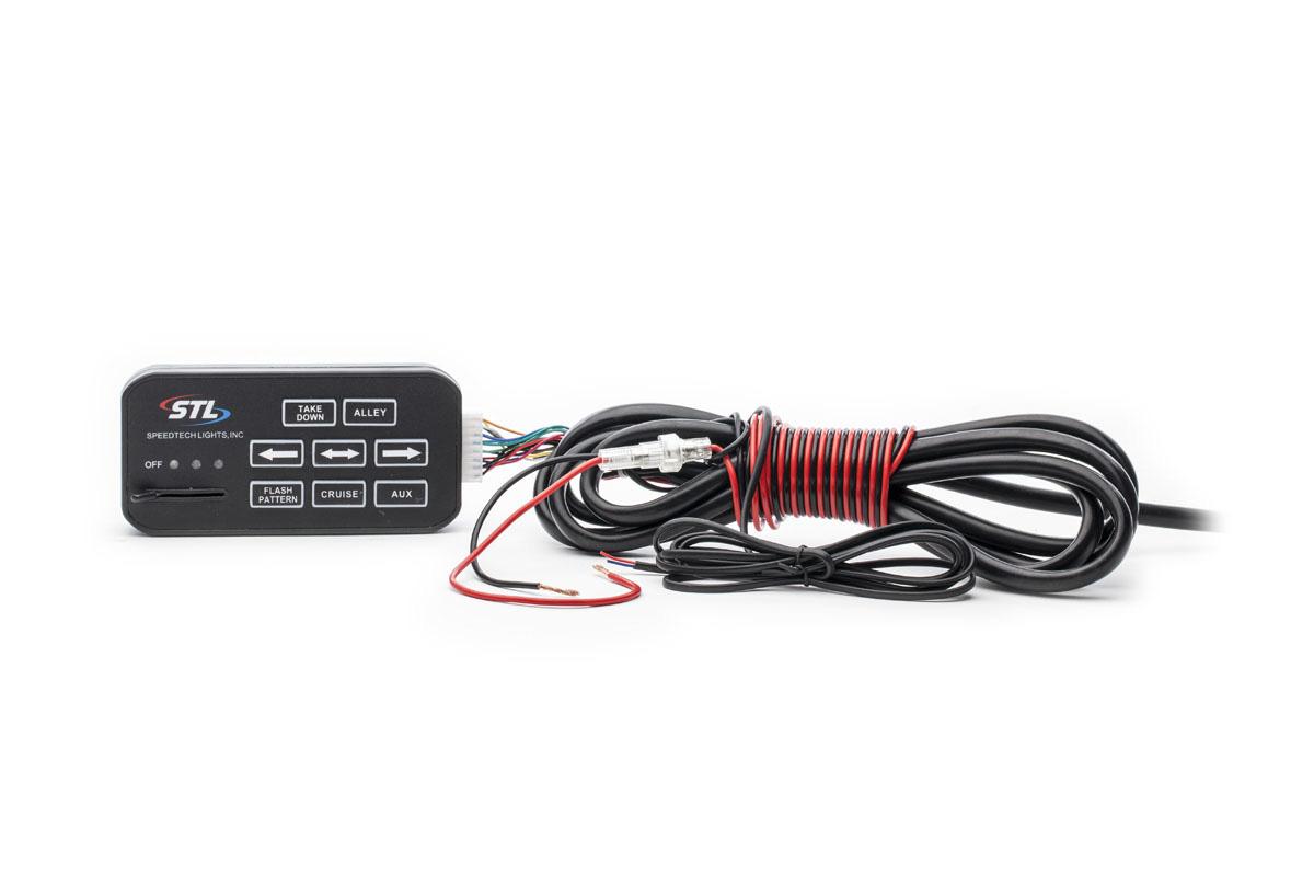 clearance prime 36 linear led light bar f pl36 stl rh speedtechlights com LED Light Wiring Diagram Relay Wiring Diagram